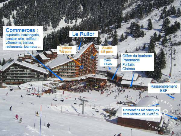 ski location appartement