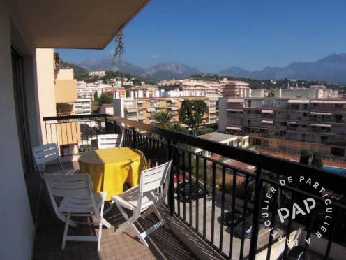 Location Appartement Roquebrune Cap Martin Particulier