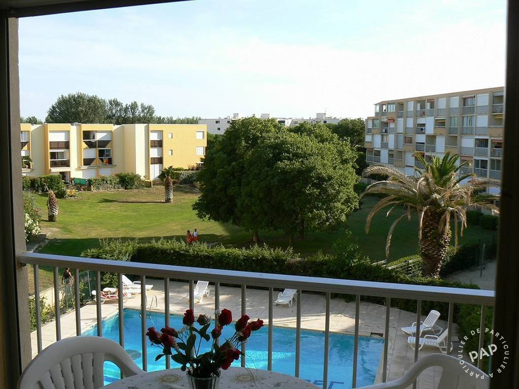 Location appartement le grau du roi 4 personnes ref - Location grau du roi avec piscine ...