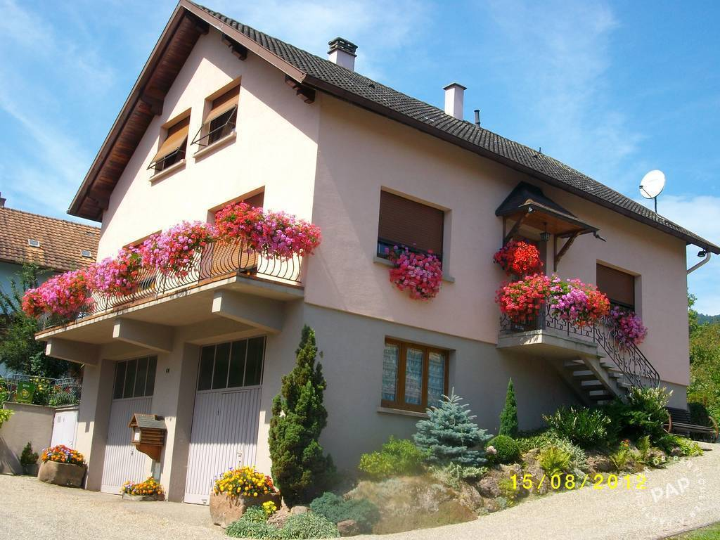 Breitenbach - dès 270 euros par semaine - 5 personnes