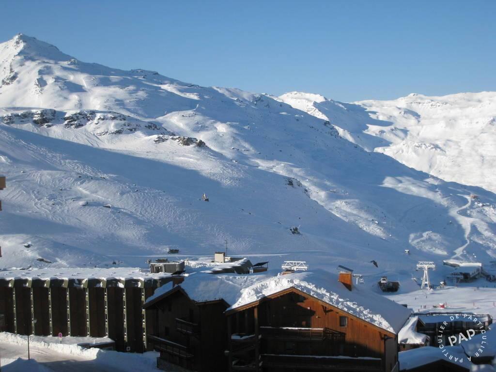 Val Thorens - d�s 300 euros par semaine - 6 personnes