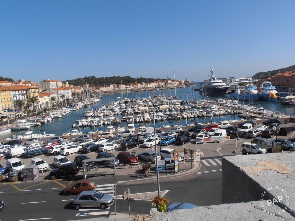 Port Vendres - 4 personnes