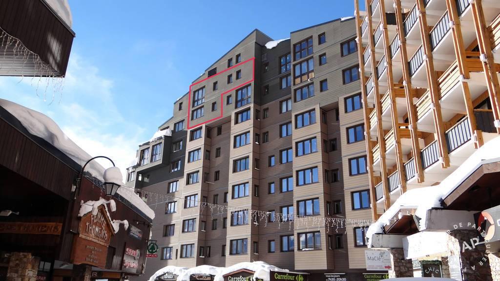 Val Thorens 2.300 M - dès 960 euros par semaine - 10 personnes