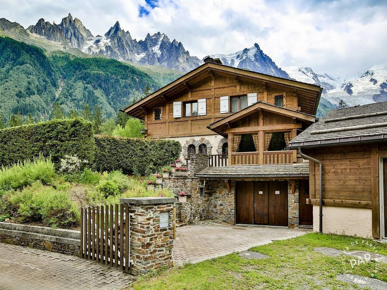 Chamonix Mont Blanc - d�s 2.850 euros par semaine - 12 personnes