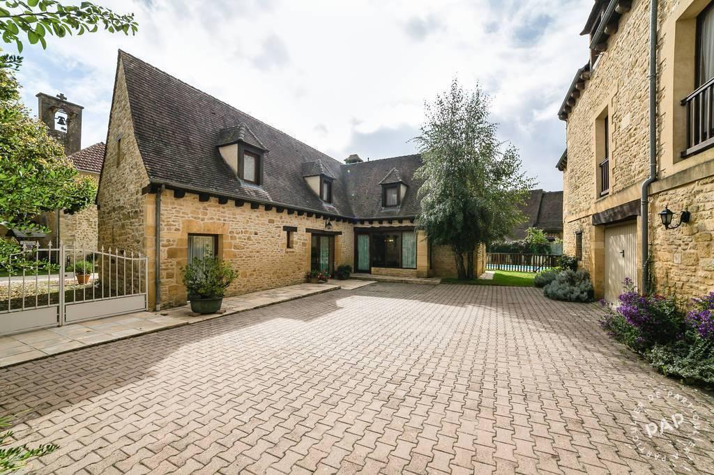 Maison Sarlat / Marcillac-Saint-Quentin