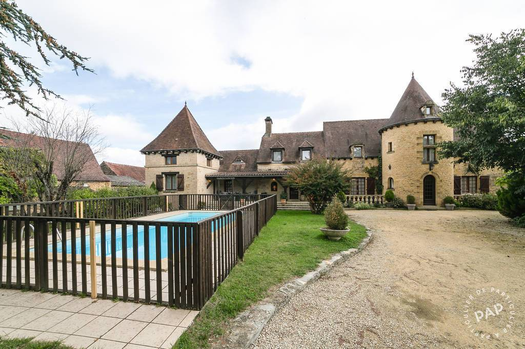 Maison Sarlat / Marcillac-Le Pigeonnier