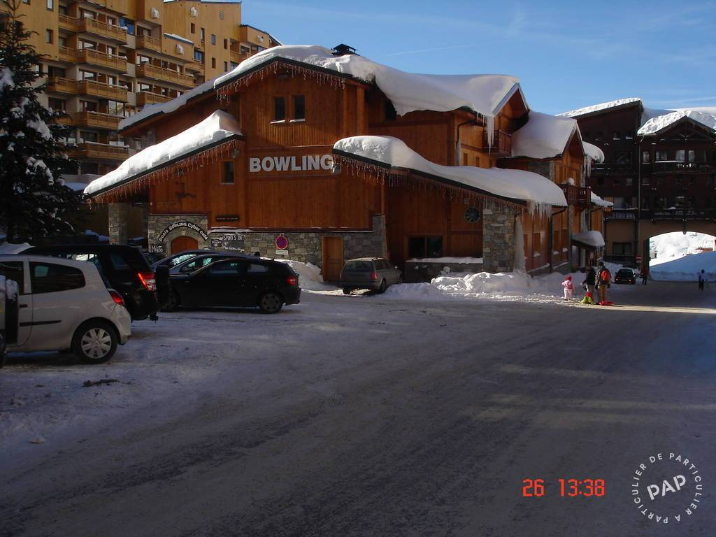immobilier  Val Thorens