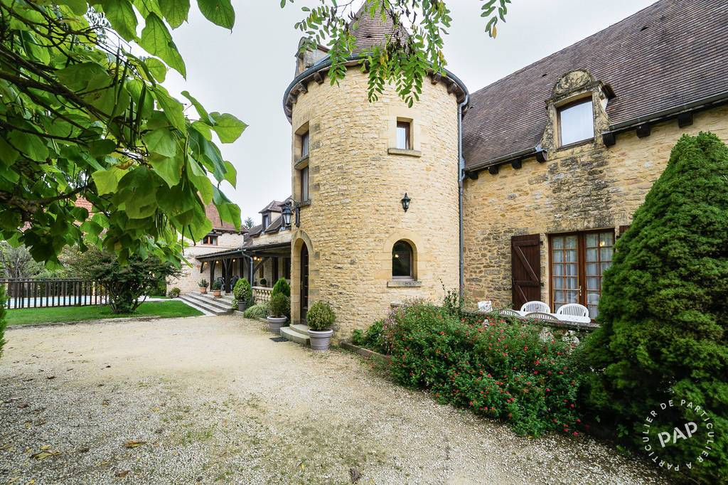immobilier  Sarlat / Marcillac-Le Pigeonnier