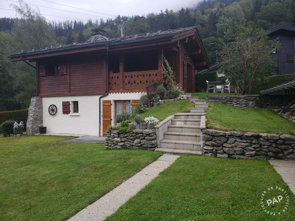immobilier  Chamonix-Les Bossons