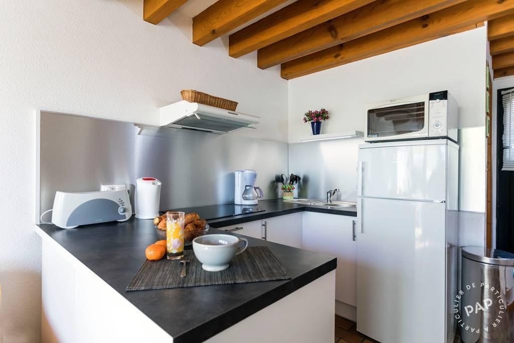location maison biscarrosse plage 5 personnes d s 290 euros par semaine ref 20200418. Black Bedroom Furniture Sets. Home Design Ideas