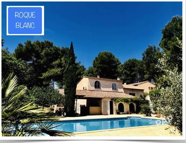 15 Mn Aix En Provence - dès 650euros par semaine - 8personnes