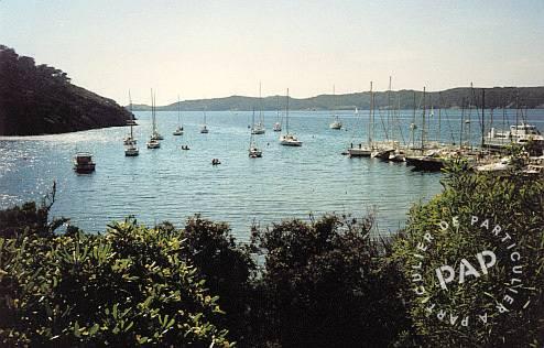 Ile De Port Cros - d�s 1.100 euros par semaine - 4 personnes