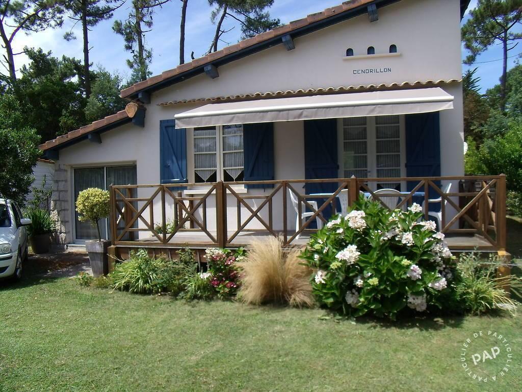Location maison cap ferret bassin d 39 arcachon 6 personnes - Maison bassin d arcachon location nice ...