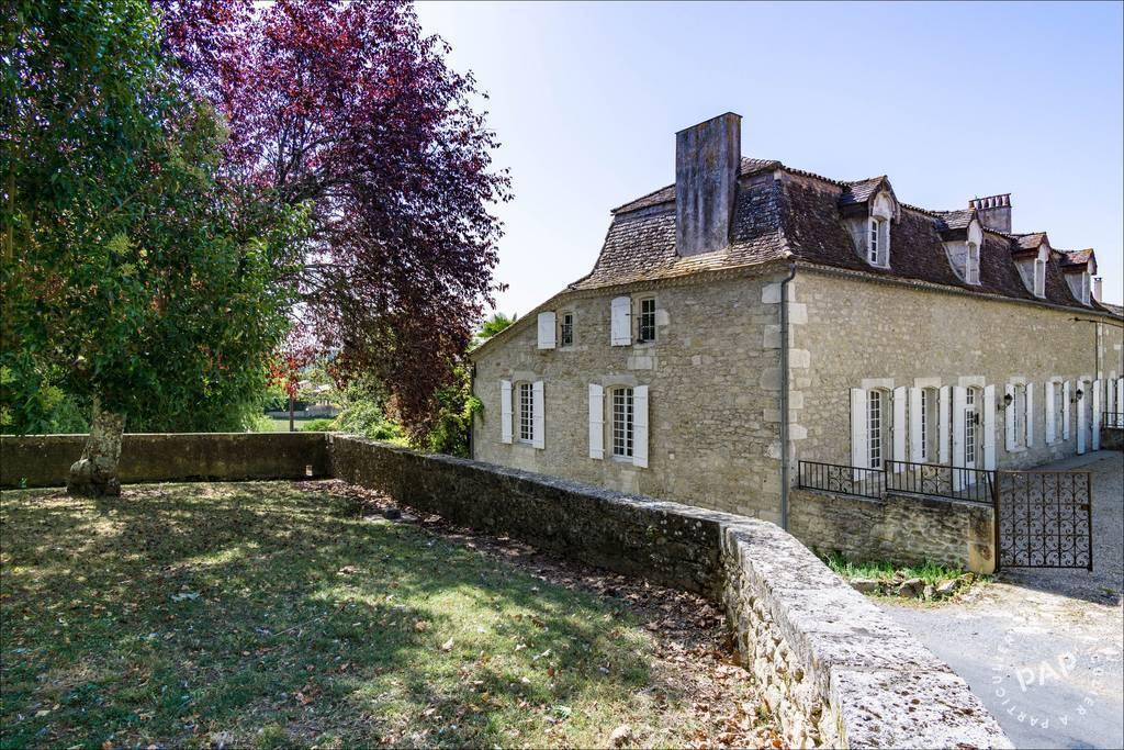 Entre Bergerac Et St Emilion - dès 1.500 euros par semaine - 10 personnes