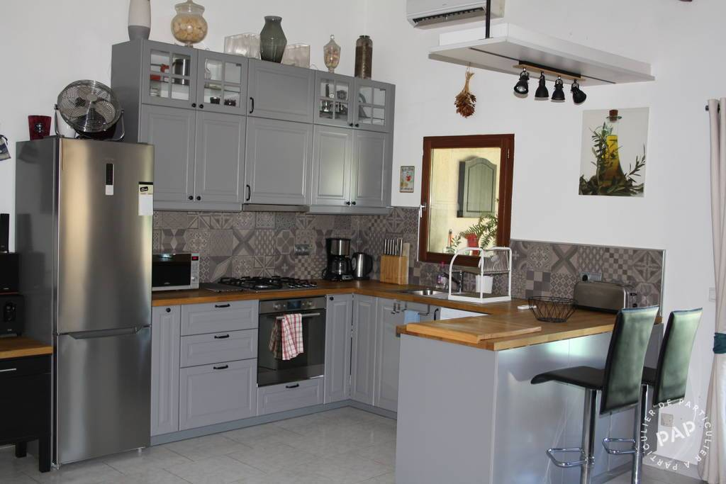 Maison   Indépendante Cabrieres D'avignon