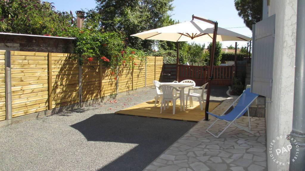 Meschers Sur Gironde - d�s 250 euros par semaine - 5 personnes