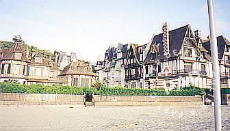 immobilier  Trouville