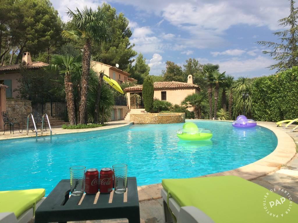 7 Km Aix En Provence - d�s 2.300 euros par semaine - 6 personnes