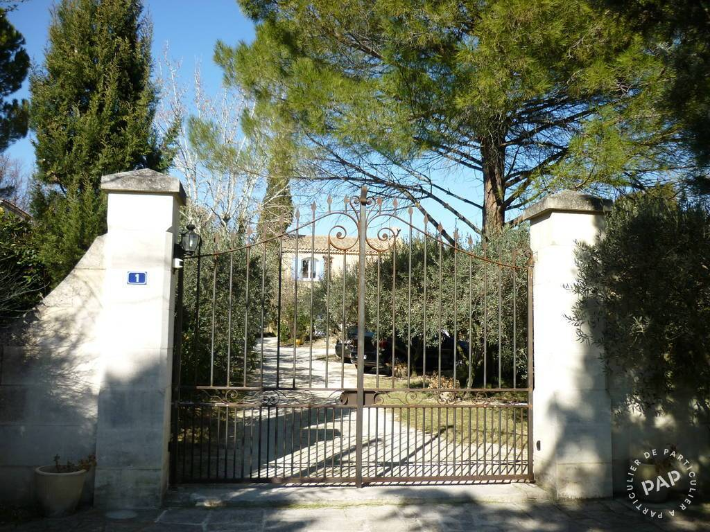 Location maison 7 km avignon 7 personnes ref 20250214 for Avignon location maison