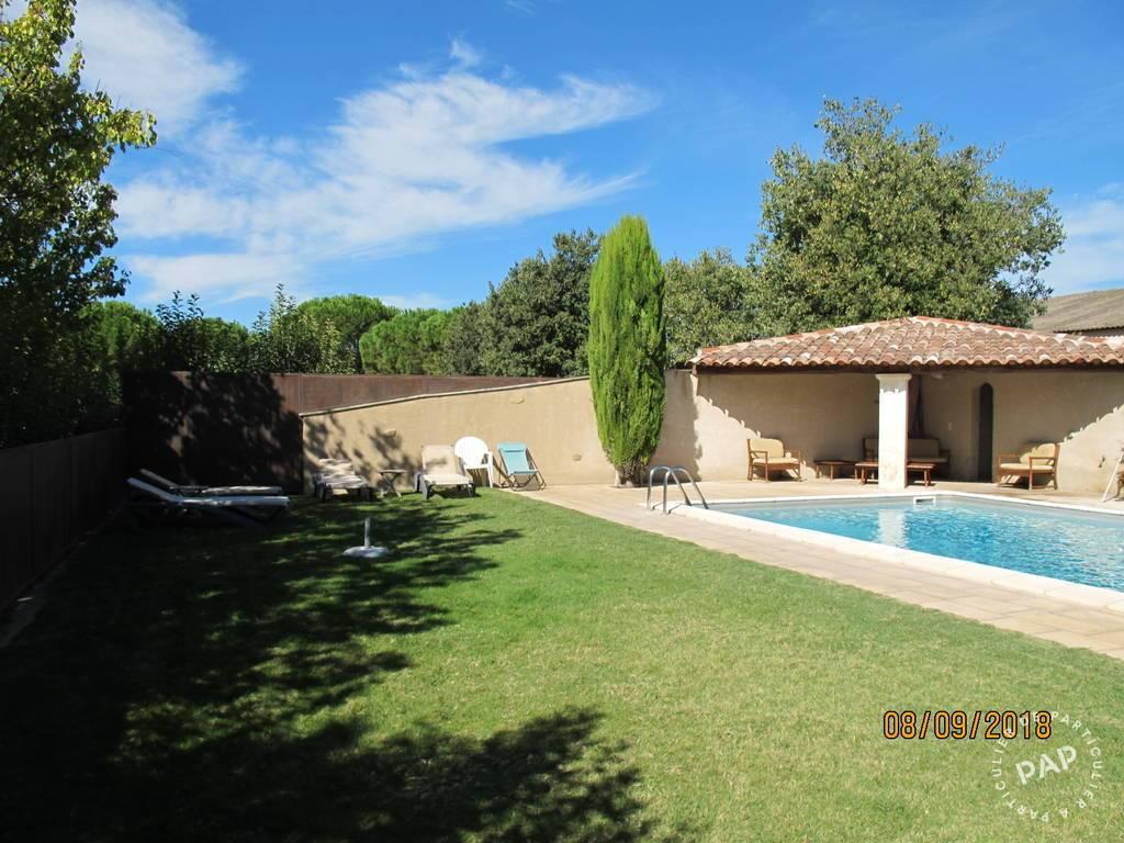 Maillane En Provence - dès 600 euros par semaine - 8 personnes