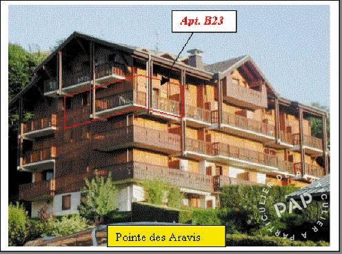 St Gervais - dès 360 euros par semaine - 5 personnes