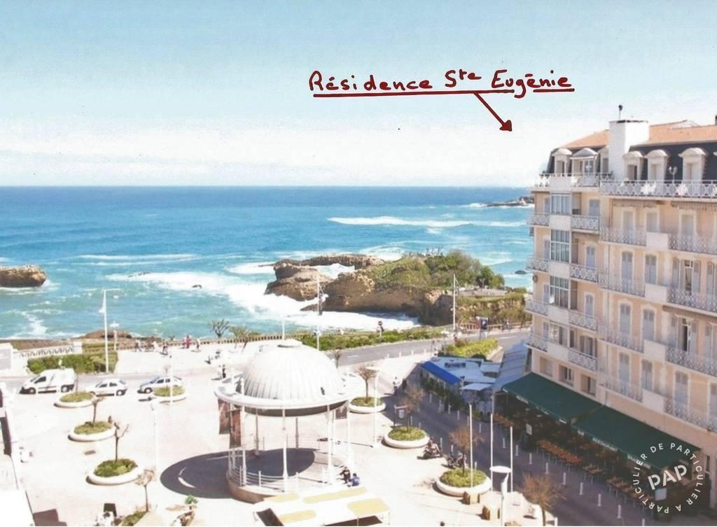 Biarritz Front De Mer - dès 420euros par semaine - 4personnes