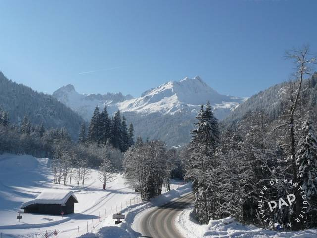 Appartement Les Contamines Montjoie