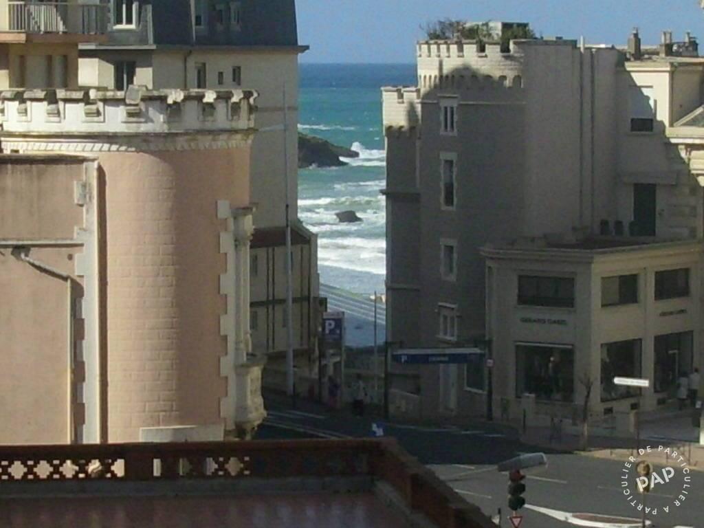 Biarritz - d�s 700 euros par semaine - 5 personnes