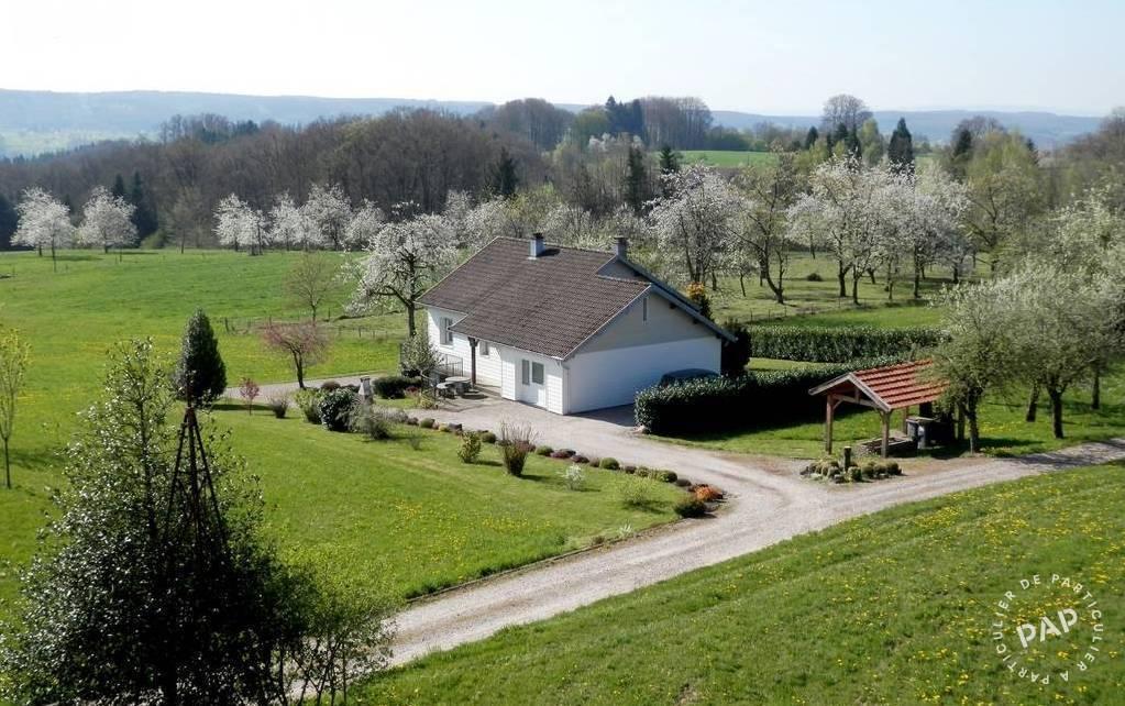 6 Km Plombieres Les Bains - dès 370euros par semaine - 5personnes
