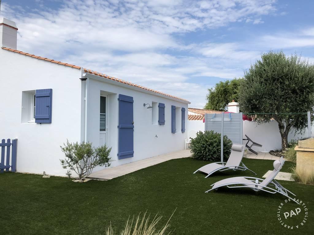 Noirmoutier - dès 490euros par semaine - 6personnes