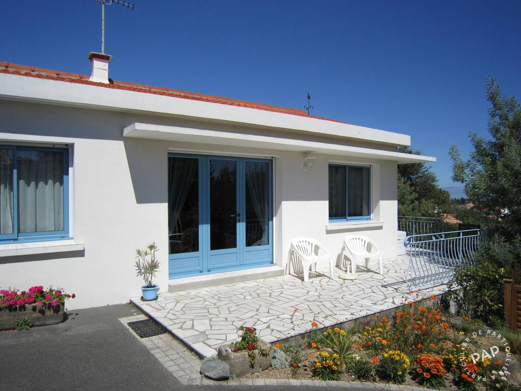 Ile De Noirmoutier Barbatre - dès 410 euros par semaine - 4 personnes
