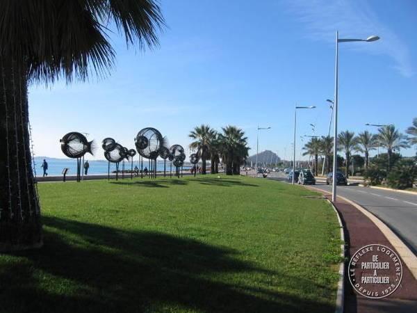 Cagnes Sur Mer - dès 250euros par semaine - 2personnes