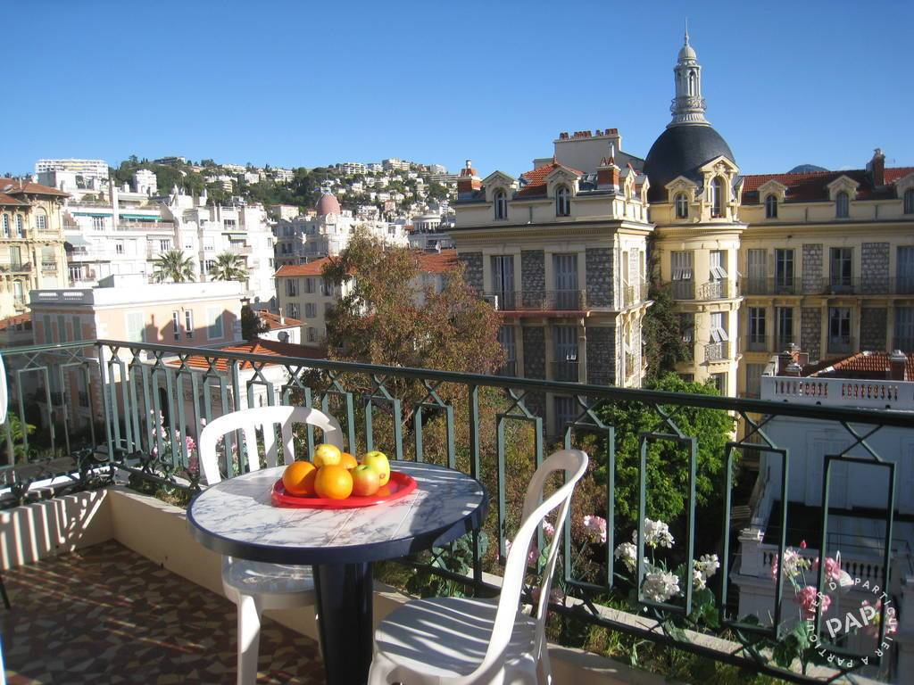 Nice - dès 300 euros par semaine - 4 personnes