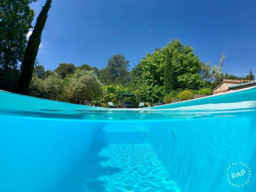 Proche Aix En Provence - dès 1.800 euros par semaine - 8 personnes