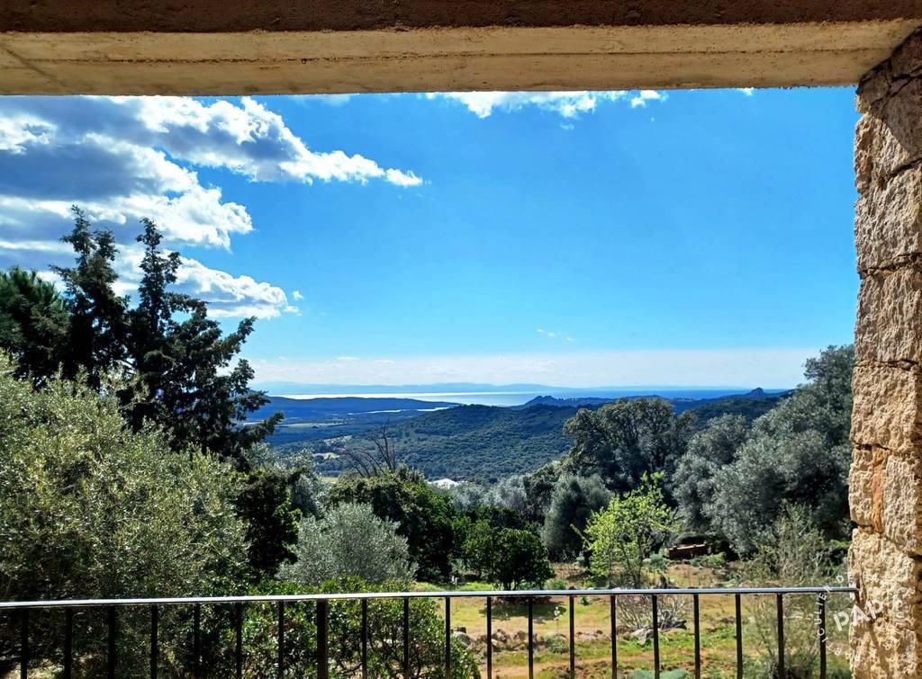 San Gavino De Figari - dès 2.000 euros par semaine - 10 personnes
