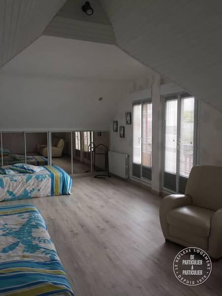 Location maison pornichet la baule 10 personnes ref for Location garage la baule