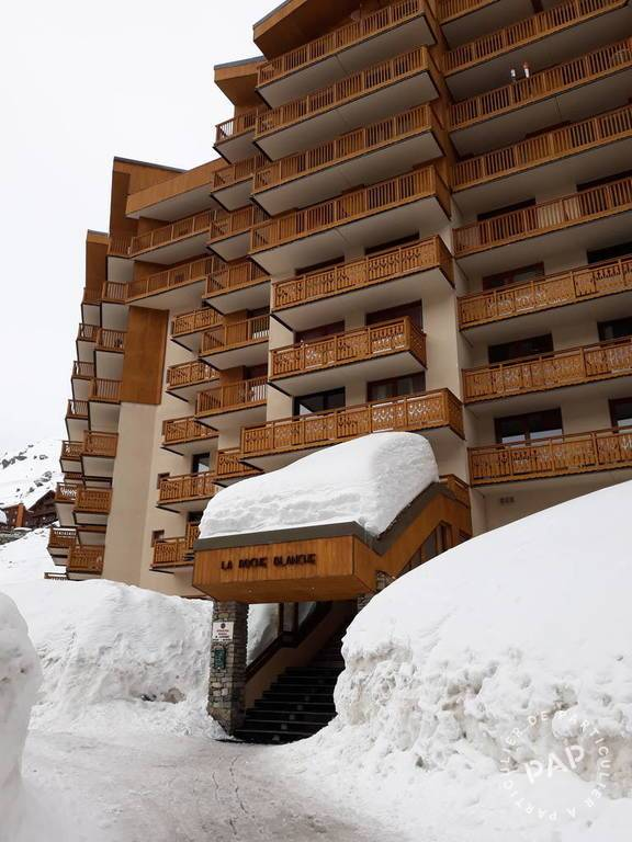 Appartement Val Thorens Trois Vallees