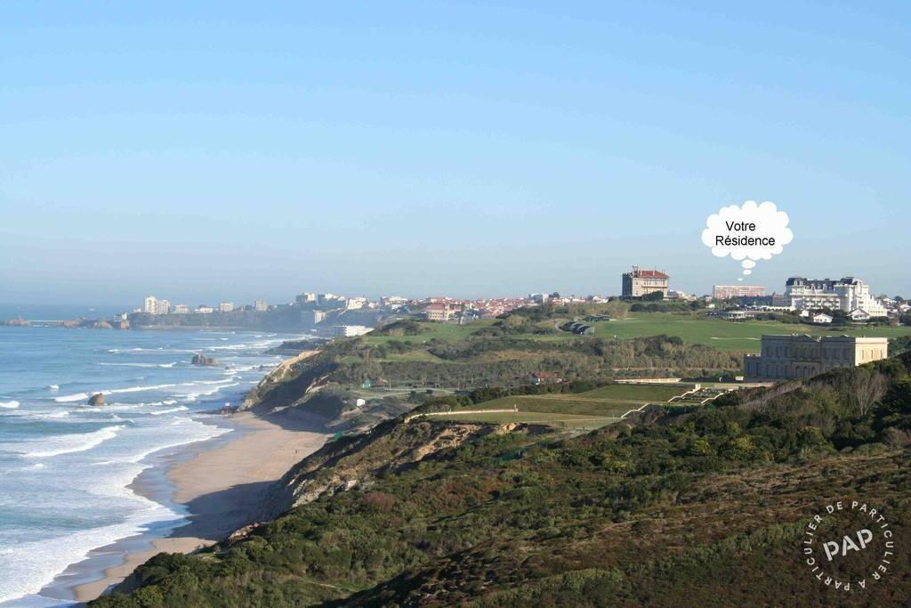 Biarritz - dès 690 euros par semaine - 6 personnes