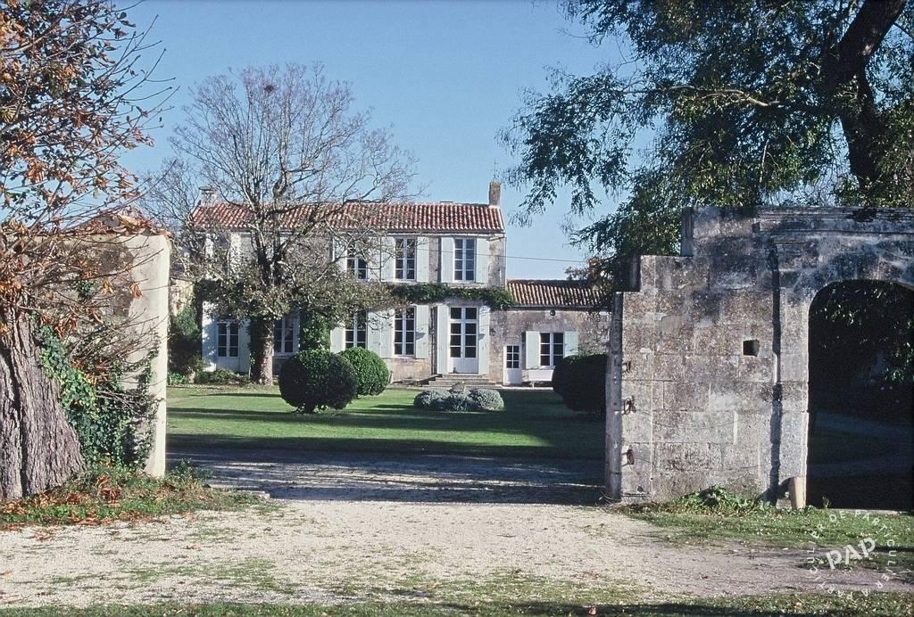 Rochefort/royan - dès 23.100euros par semaine - 22personnes