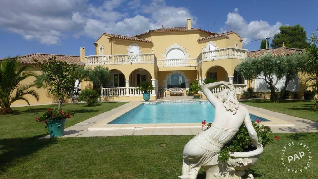 30 Km Montpellier - dès 1.500 euros par semaine - 8 personnes
