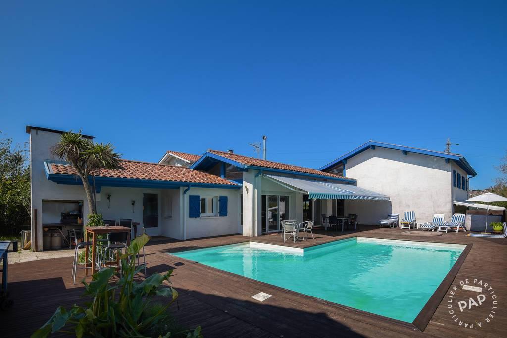 location maison bidart 64210 toutes les annonces de location de maisons pour les vacances. Black Bedroom Furniture Sets. Home Design Ideas