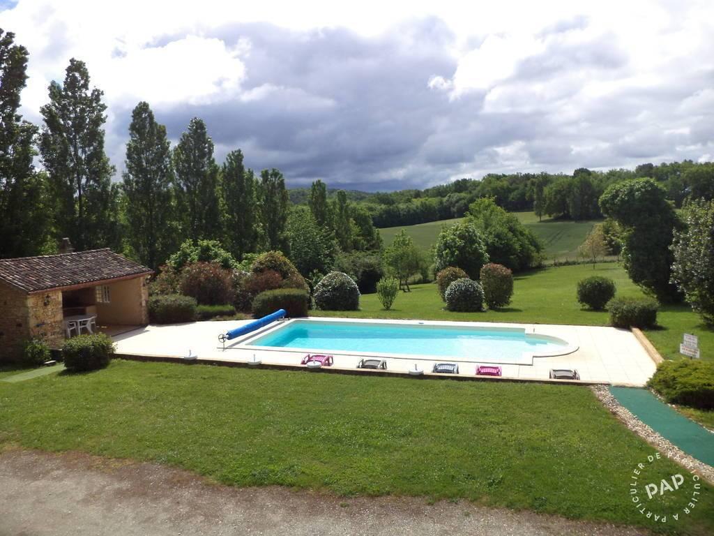 Entre Bergerac Et Sarlat - dès 1.000 euros par semaine - 8 personnes