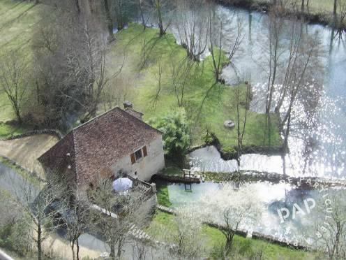 10 Km Rocamadour - dès 550 euros par semaine - 8 personnes