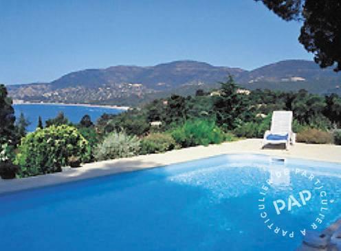 Presqu'ile De Saint Tropez - dès 1.300 euros par semaine - 10 personnes