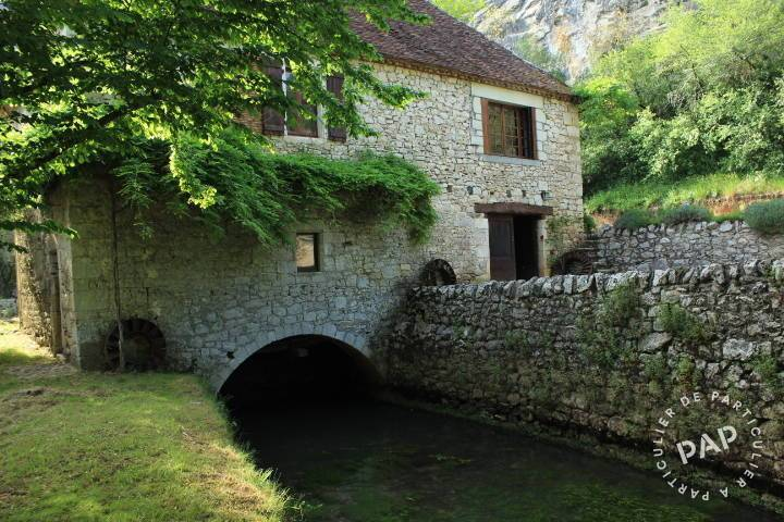 Immobilier 10 Km Rocamadour