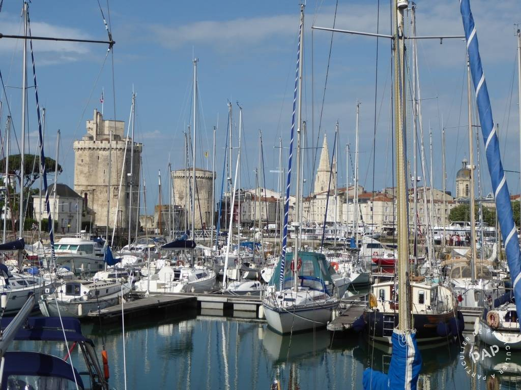 Location appartement la rochelle les minimes 2 personnes for Garage du port la rochelle