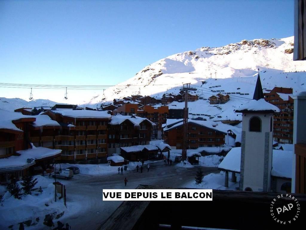 Val Thorens - dès 250 euros par semaine - 6 personnes