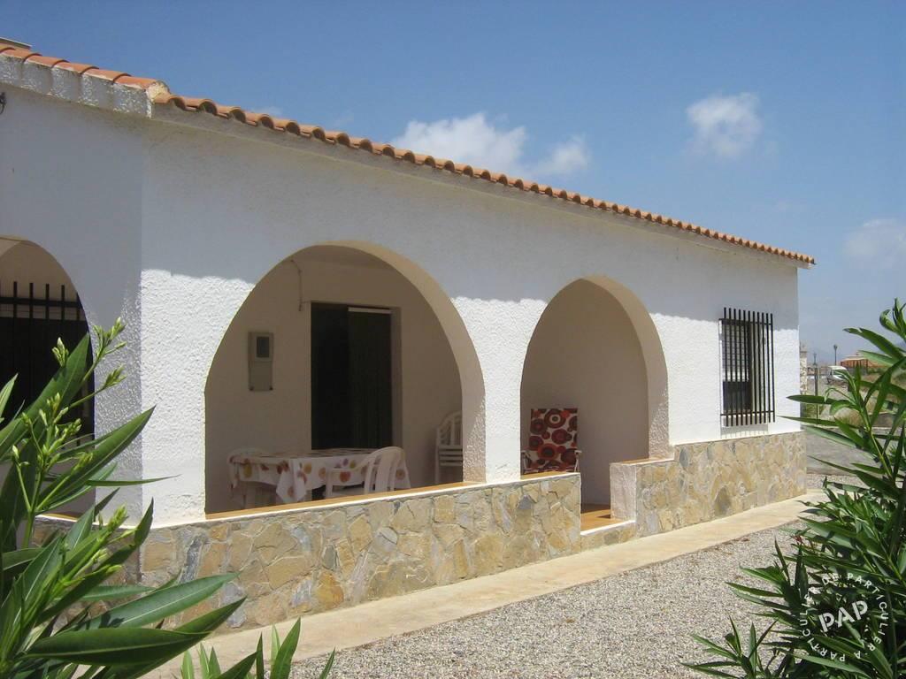 Palomares / Almeria - dès 250 euros par semaine - 6 personnes