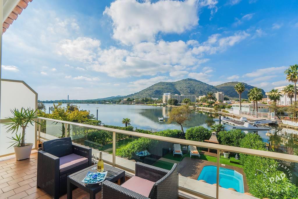 Nord Mallorca - dès 500 euros par semaine - 6 personnes