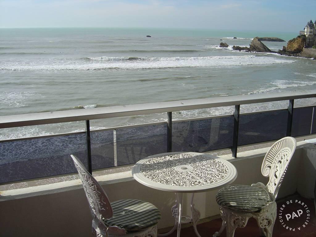 Biarritz - dès 550euros par semaine - 2personnes